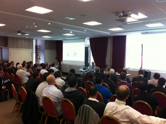 KNX France invites local installers to ETS5 conference in Lyon