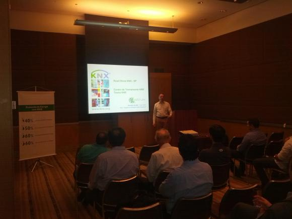 KNX Road Show Brazil successfully concluded
