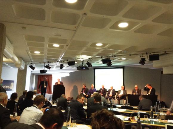 Smart Building Conference series off to positive launch in London