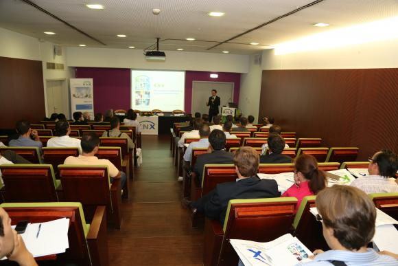 KNX city Event in Lisbon