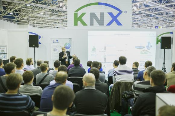 The KNX Project @ HI-TECH BUILDING 2014