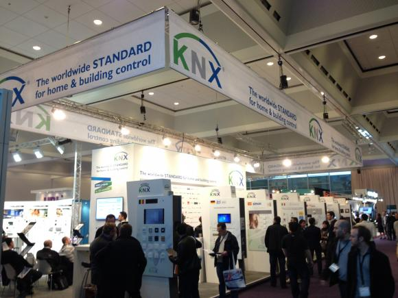 New KNX Solutions presented at ISE 2015