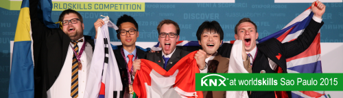 KNX WorldSkills web pages now online