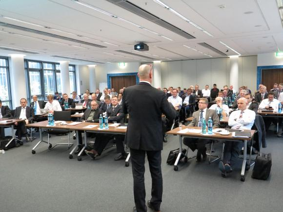Technical workshop of German Electrical and Electronic Manufacturers' Association (ZVEI) invites KNX