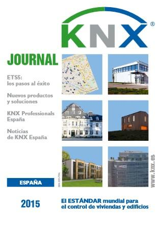The Spanish National KNX Journal is now available