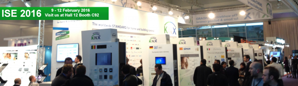 KNX at ISE2016