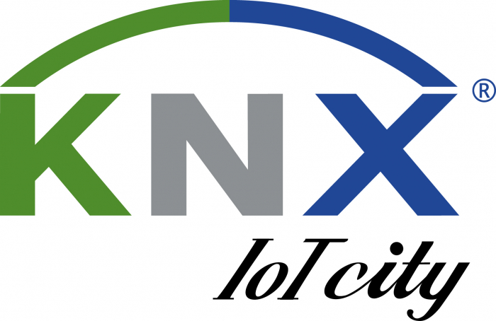 KNX IoT city Logo
