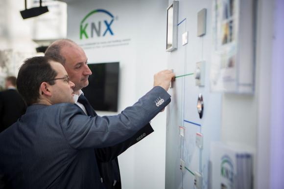 KNX IoT Solutions at light+building 2016