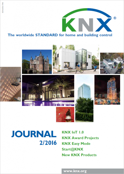 KNX Journal 2/2016 now available!