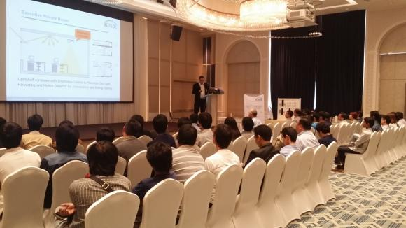 KNX Roadshow South East Asia – Successful start in a new market