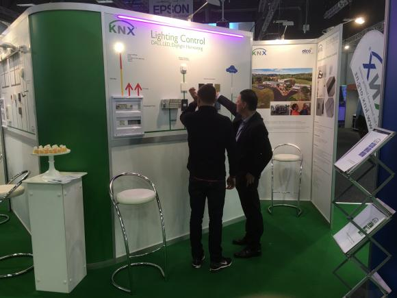 KNX New Zealand at Facilities Integrate Auckland 2016