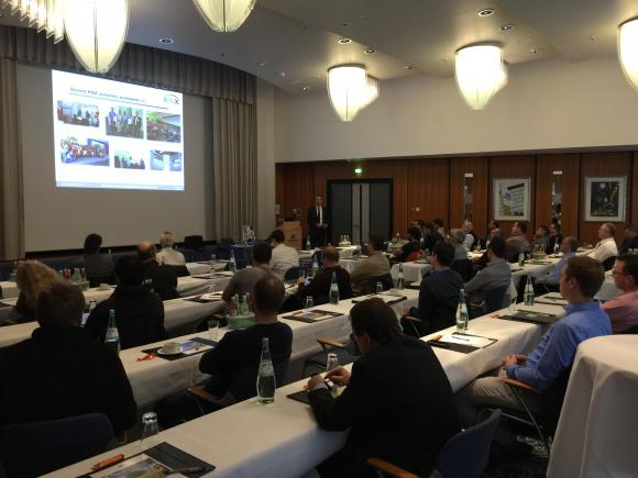 An intense week of exchange between KNX and its members