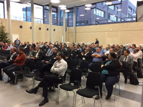 KNX Training Centre Conference in Dortmund