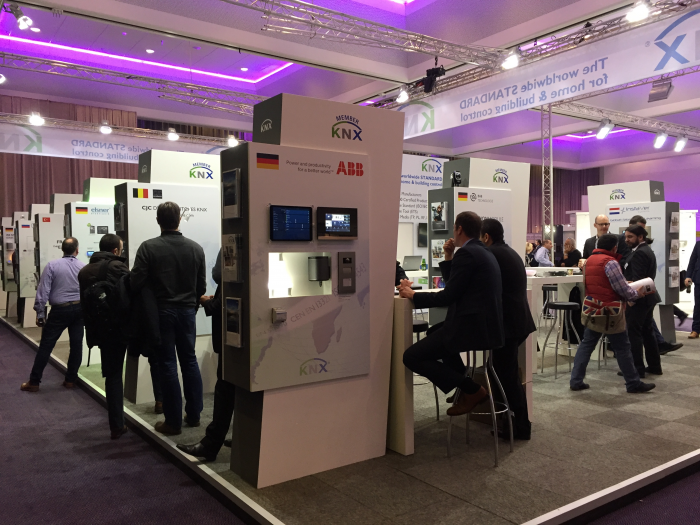 KNX at ISE2017