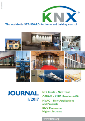 KNX Journal 1/2017 now available