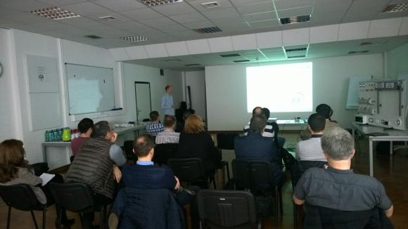 KNX National Group Serbia introduces the ETS Inside