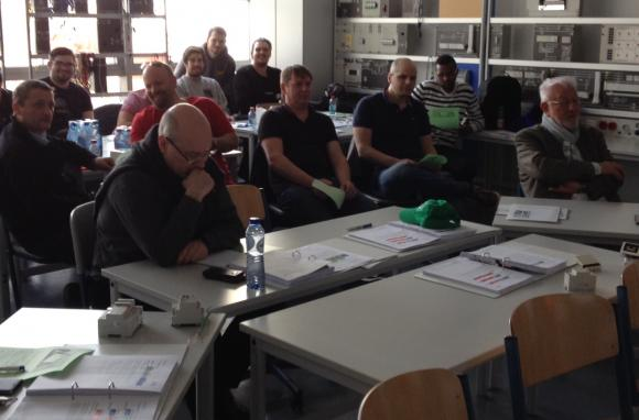 Presentations and workshops in Luxembourg