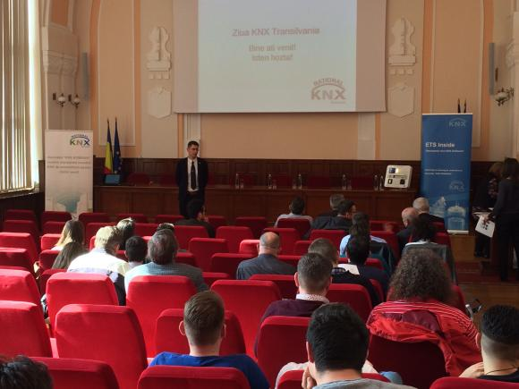ETS Inside launch in Targu Mures
