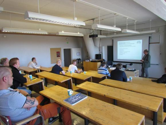 KNX Finland concluding its spring Tour
