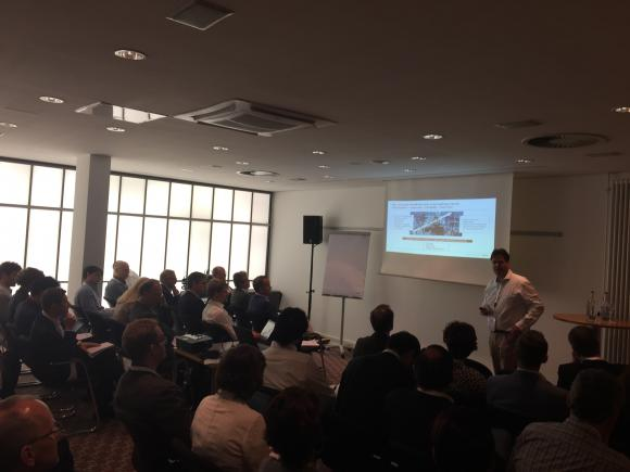 KNX at the Smart Lighting Conference in Hamburg