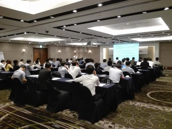 KNX Roadshow concluded with a major success in Seoul