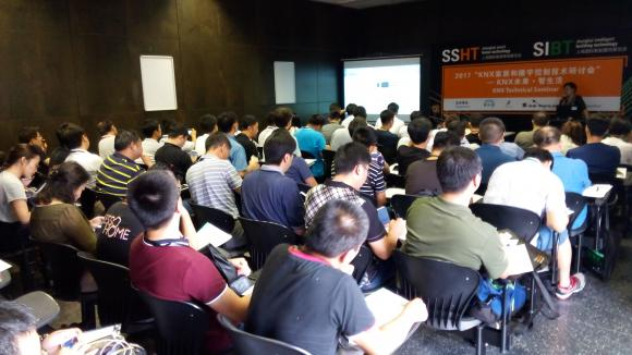 KNX Association reaches new markets in China