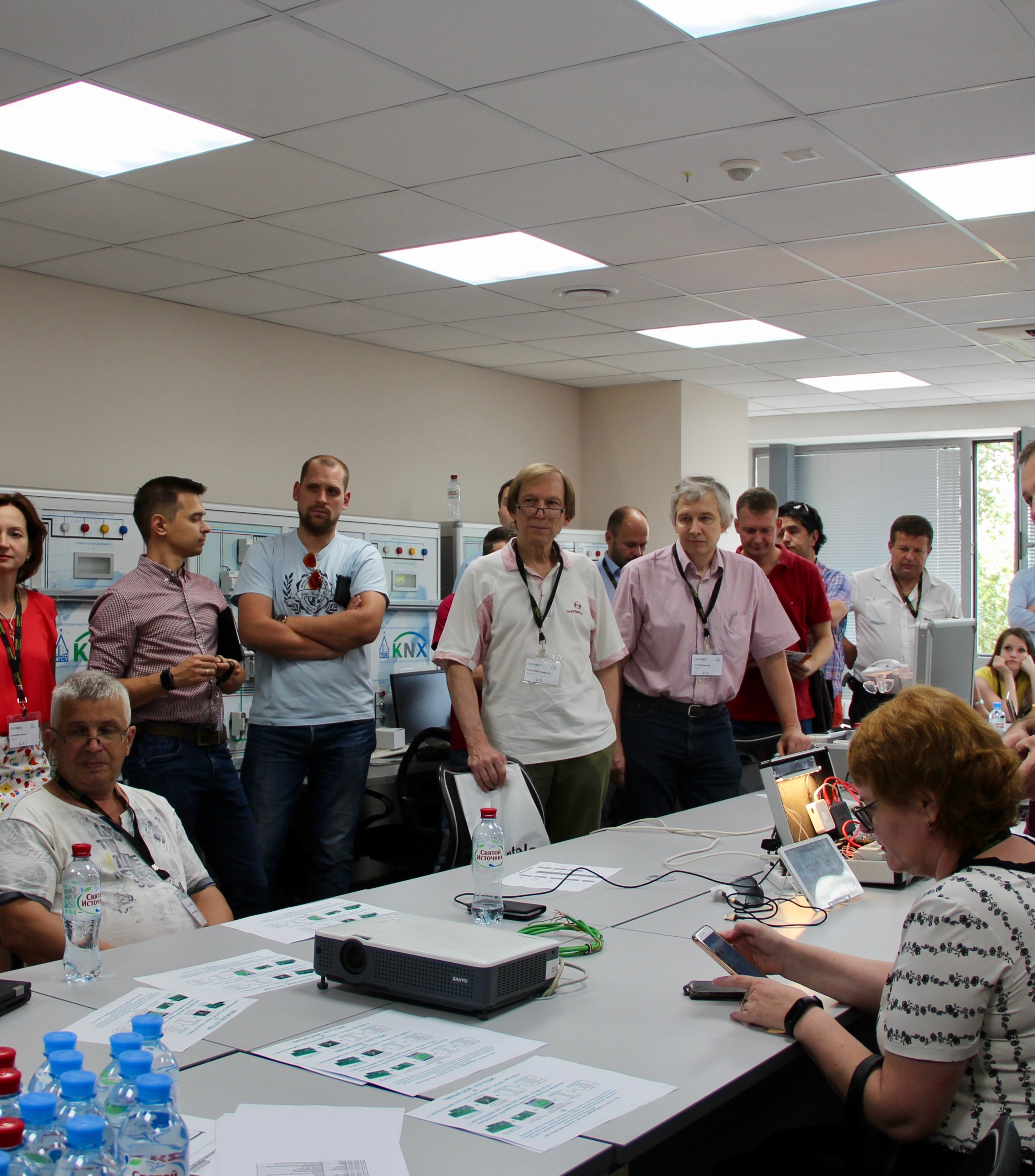 KNX Summer PlugFest by KNX Russia