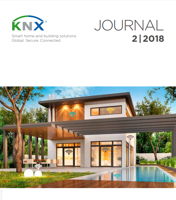 KNX Journal 2-2018 now available