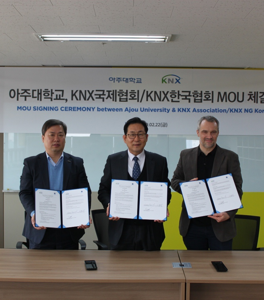 A great day for KNX in Korea