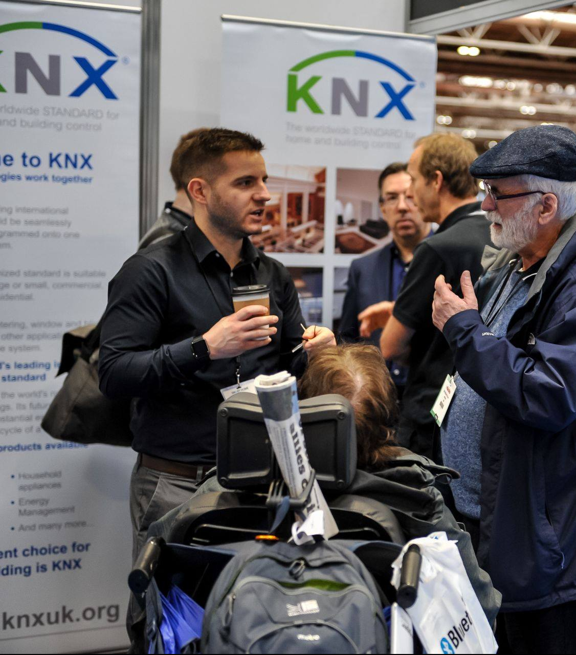 KNX UK presente en Smart Home Expo Birmingham