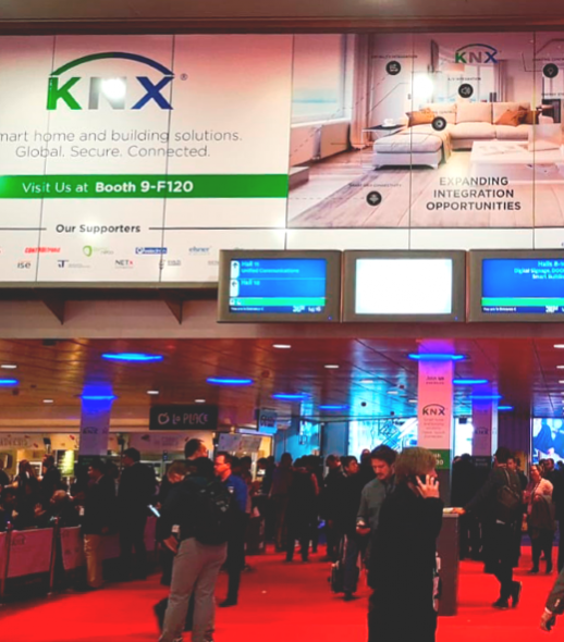 KNX at ISE2020 highlight