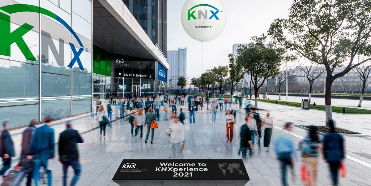 KNXperience 2021 presenta il  lancio di ETS6 e nuovi sviluppi dell'universo KNX!