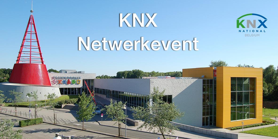 'Back in business' - venez à l'événement de réseautage KNX à Technopolis à Mechelen le 21 octobre.